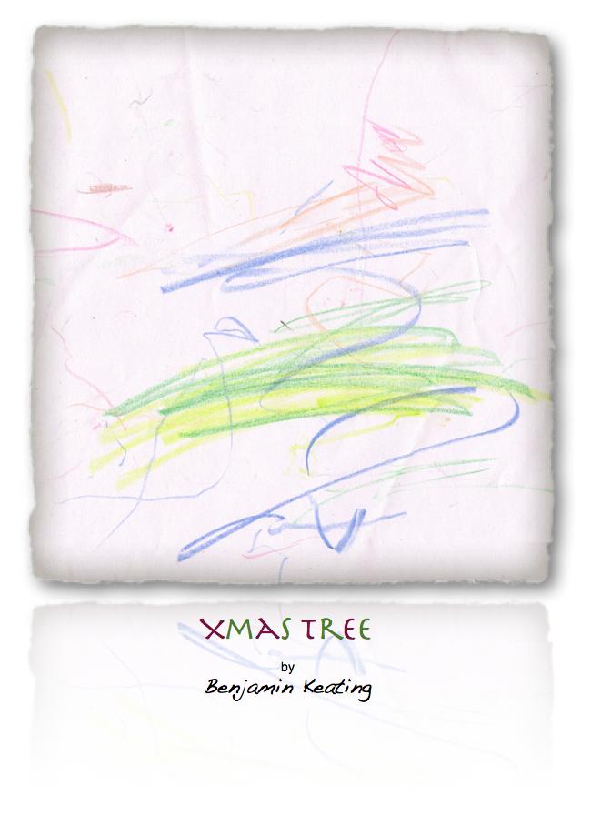 Ben's Xmas Tree 2011