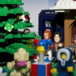 Xmas gifts and the Tardis crew