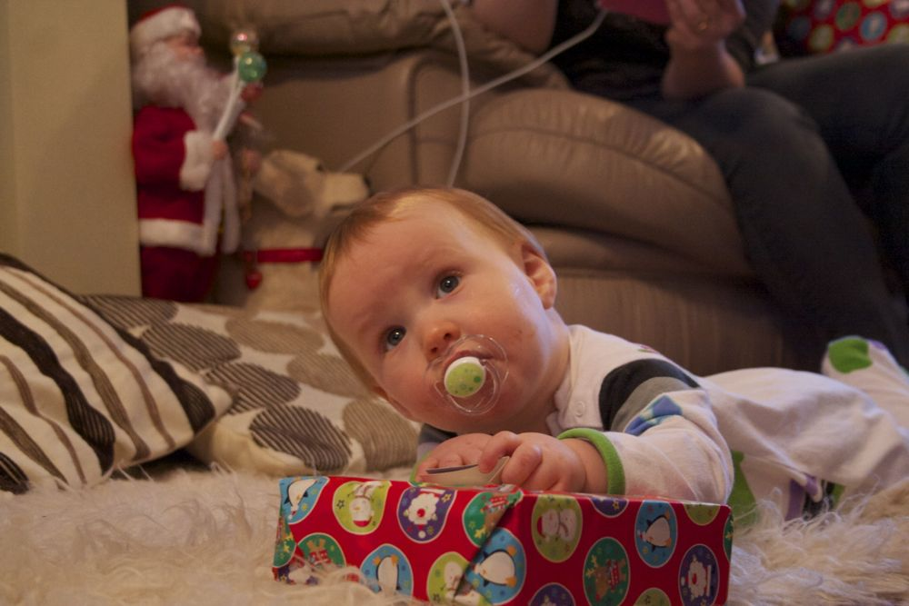 Is this gift for me, sideways head cute pose