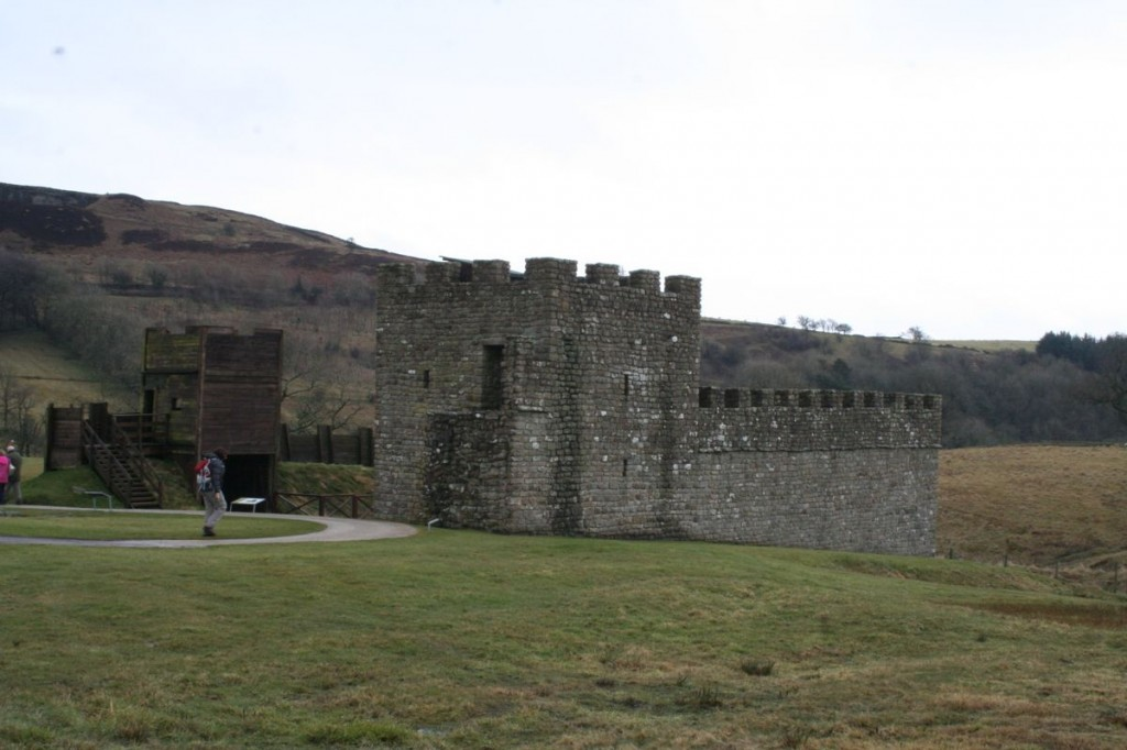 Replica Wall Fort
