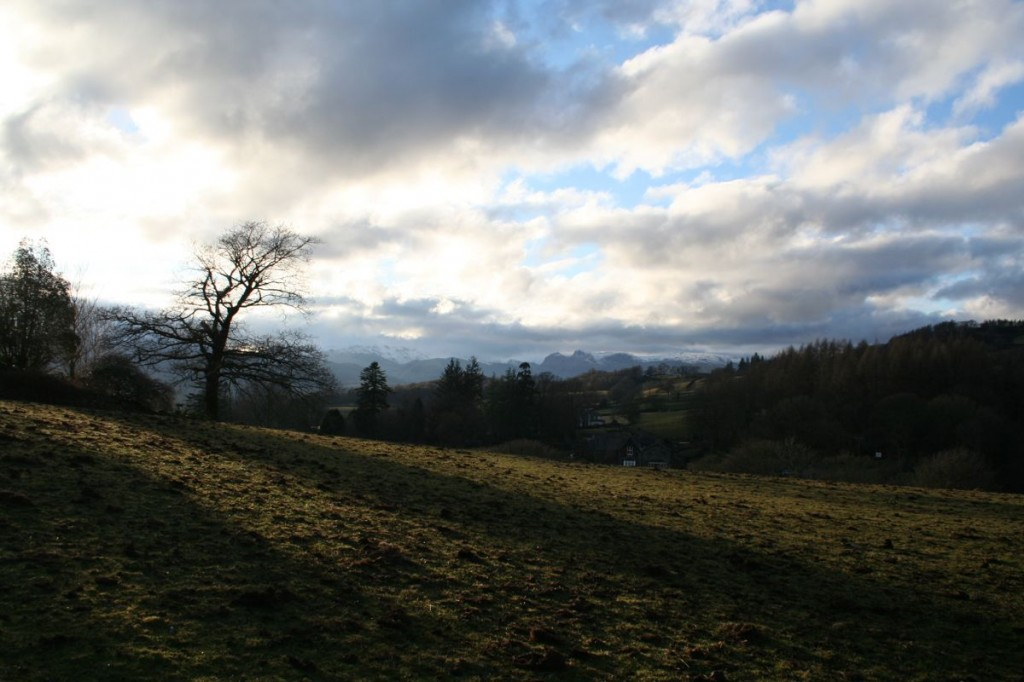Looking towards Kirkstone from Windermere