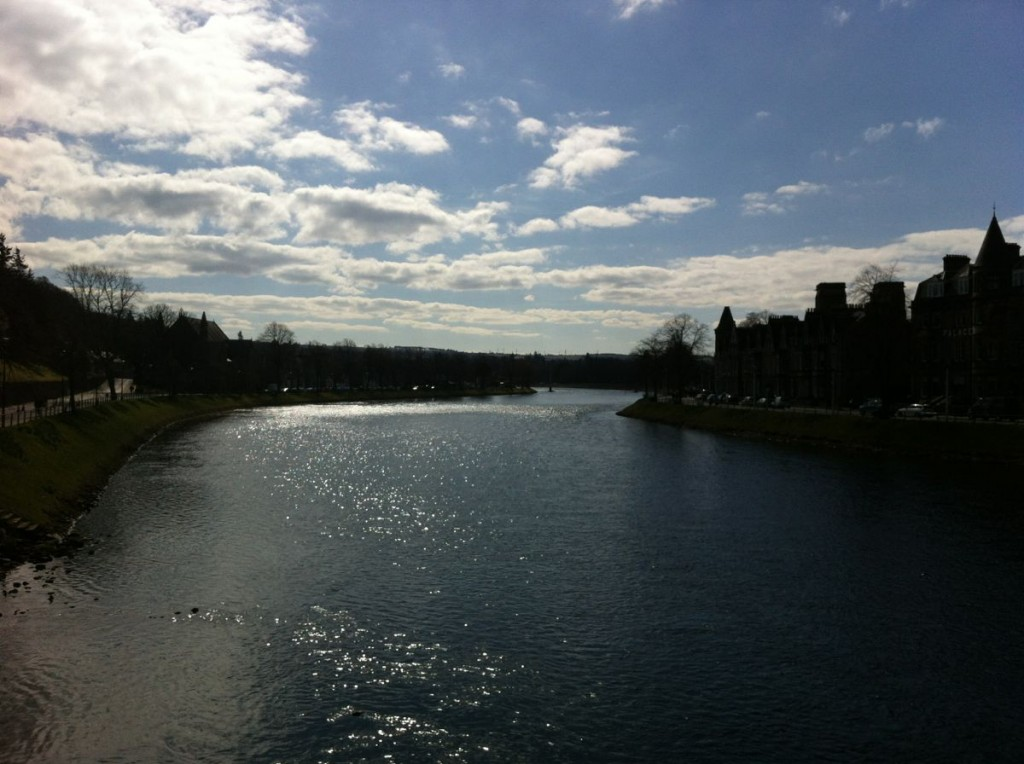 Inverness looking West