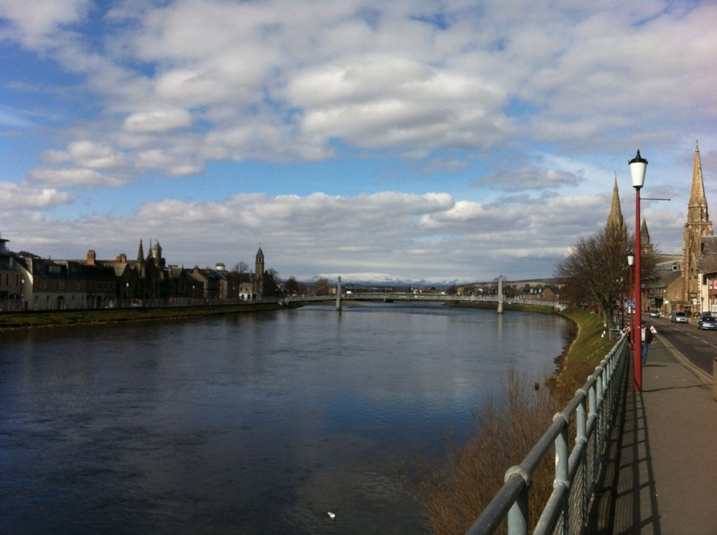 Inverness looking East