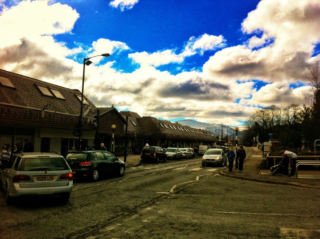 Aviemore in strong filters